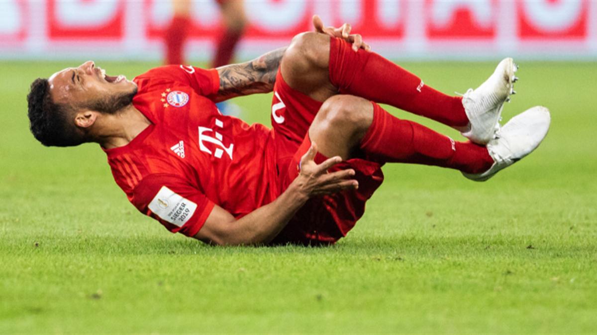 Corentin Tolisso vom FC Bayern München