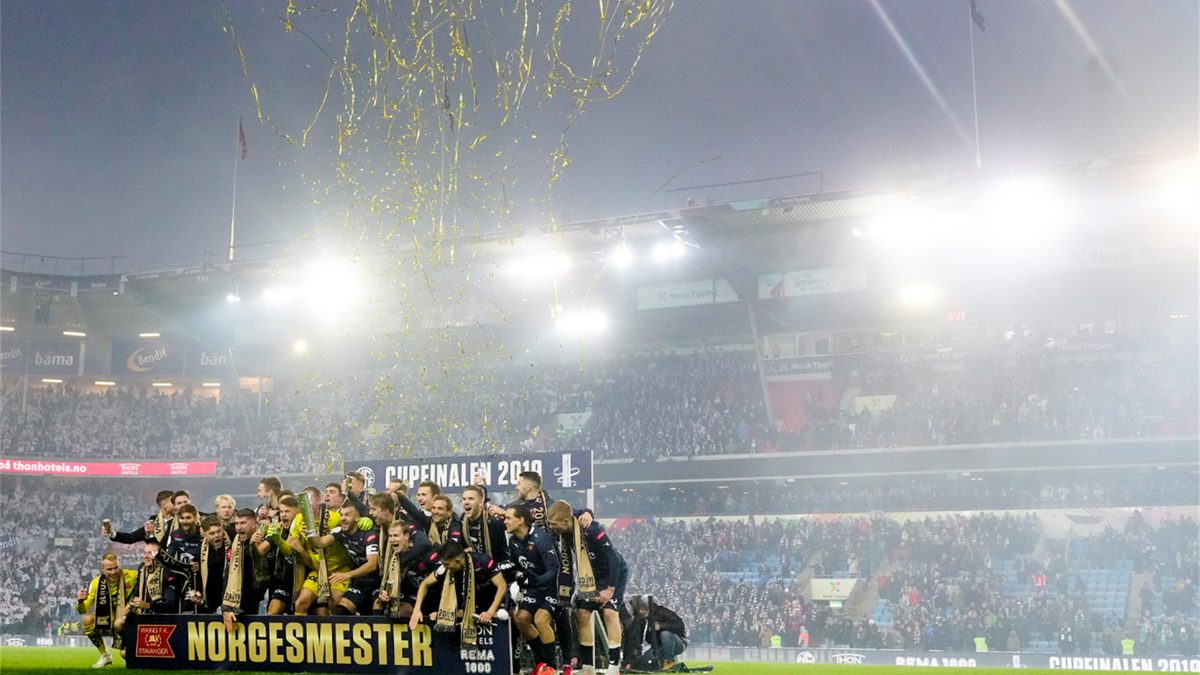 Viking cupfinalen 2019