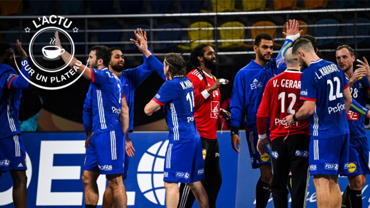L'équipe de France de handball affronte l'Algérie ce mercredi pour leur premier match du tour principal des championnats du monde