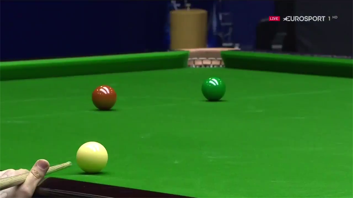 Snooker China Open : Bad luck for Robertson with the brown ball
