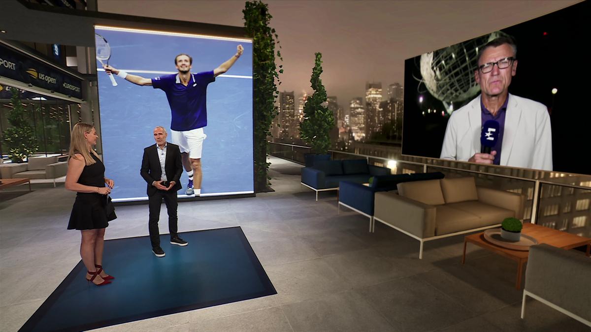 'Medvedev was too smart for Djokovic' - Wilander and Corretja break down US Open final