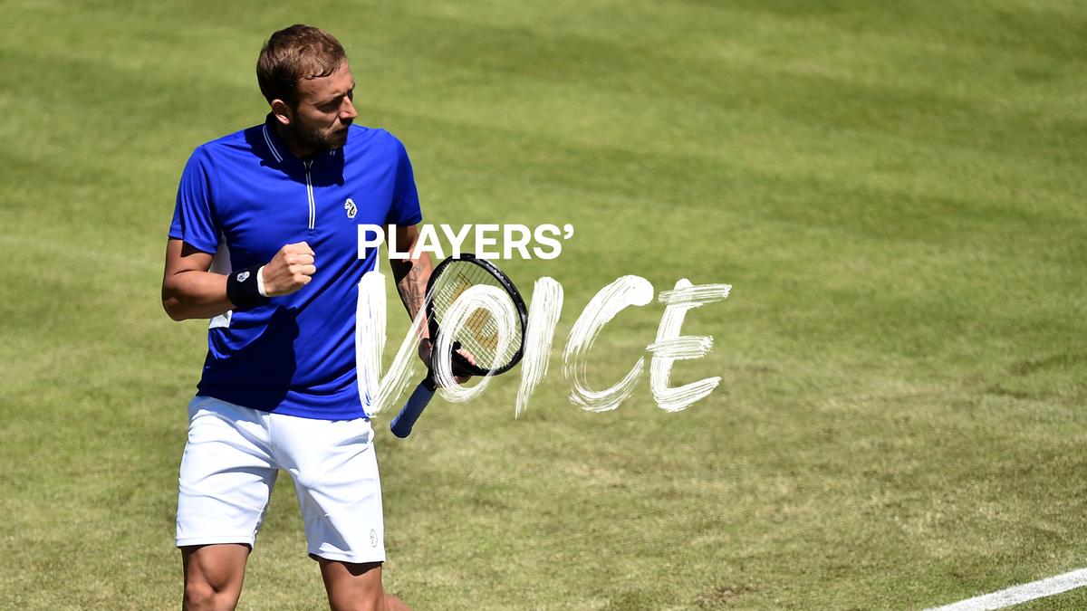 Dan Evans - Players' Voice