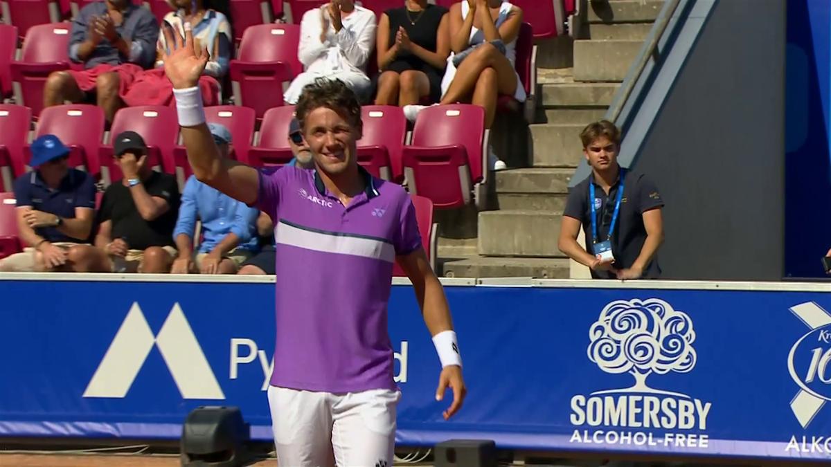 ATP Båstad: Ruud vs Carballes Baena - Összefoglaló