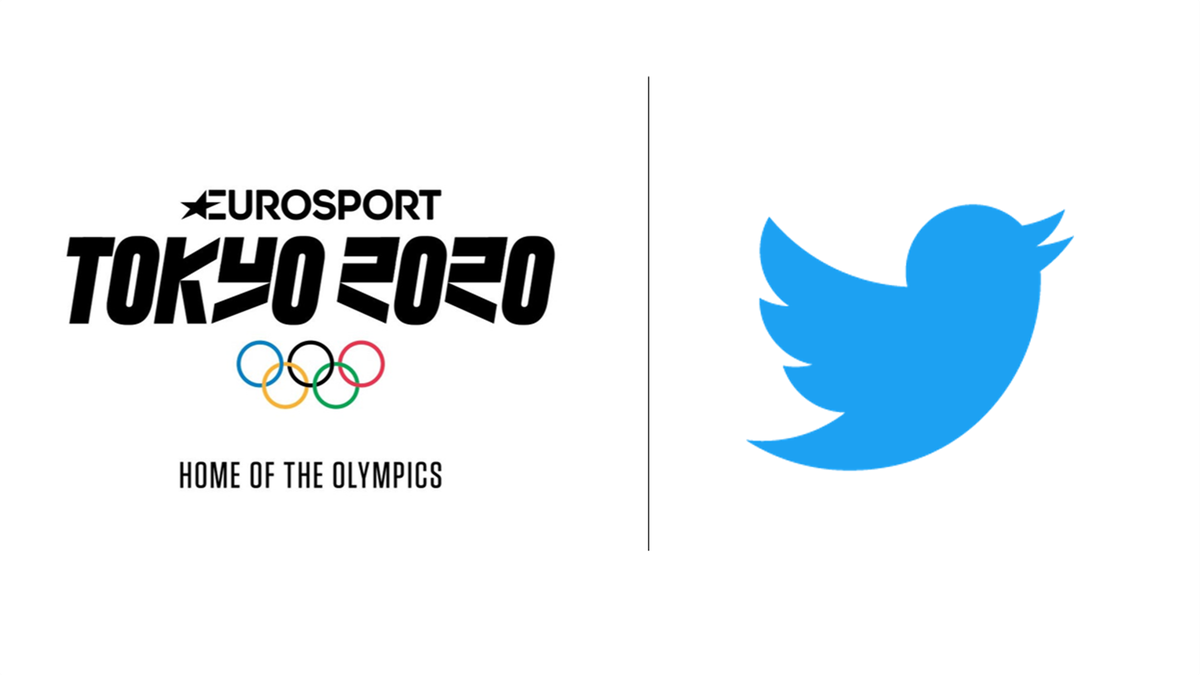 Tokyo 2020 | Eurosport and Twitter