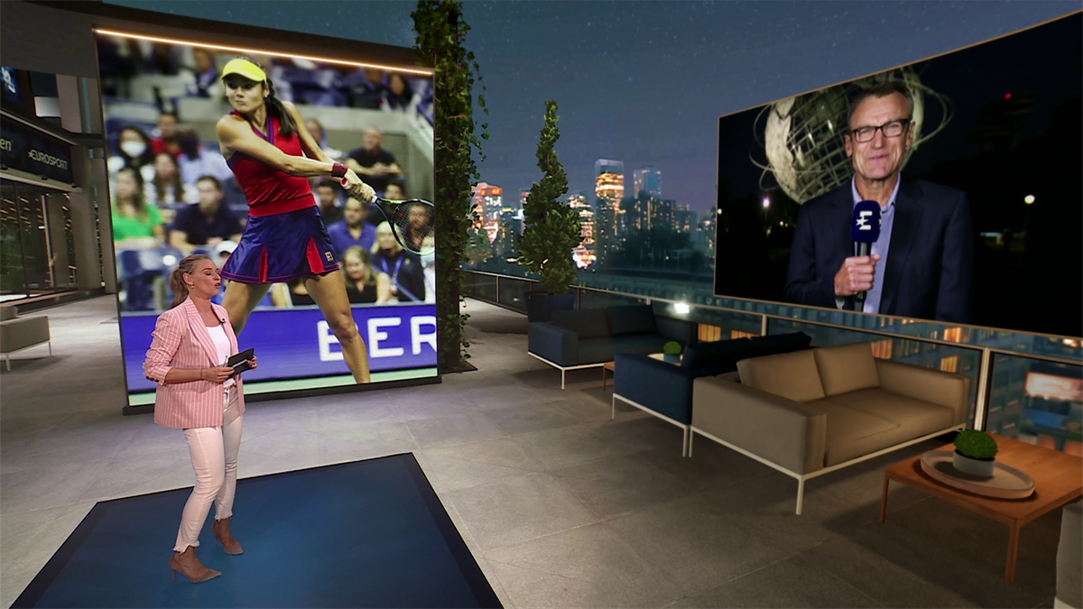 'She's playing incredible tennis' - Wilander on Raducanu ahead of final with Fernandez