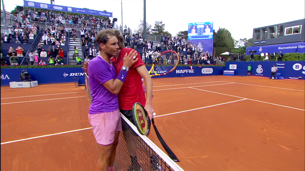 ATP Serbia - highlights: Nadal - Tsitsipas