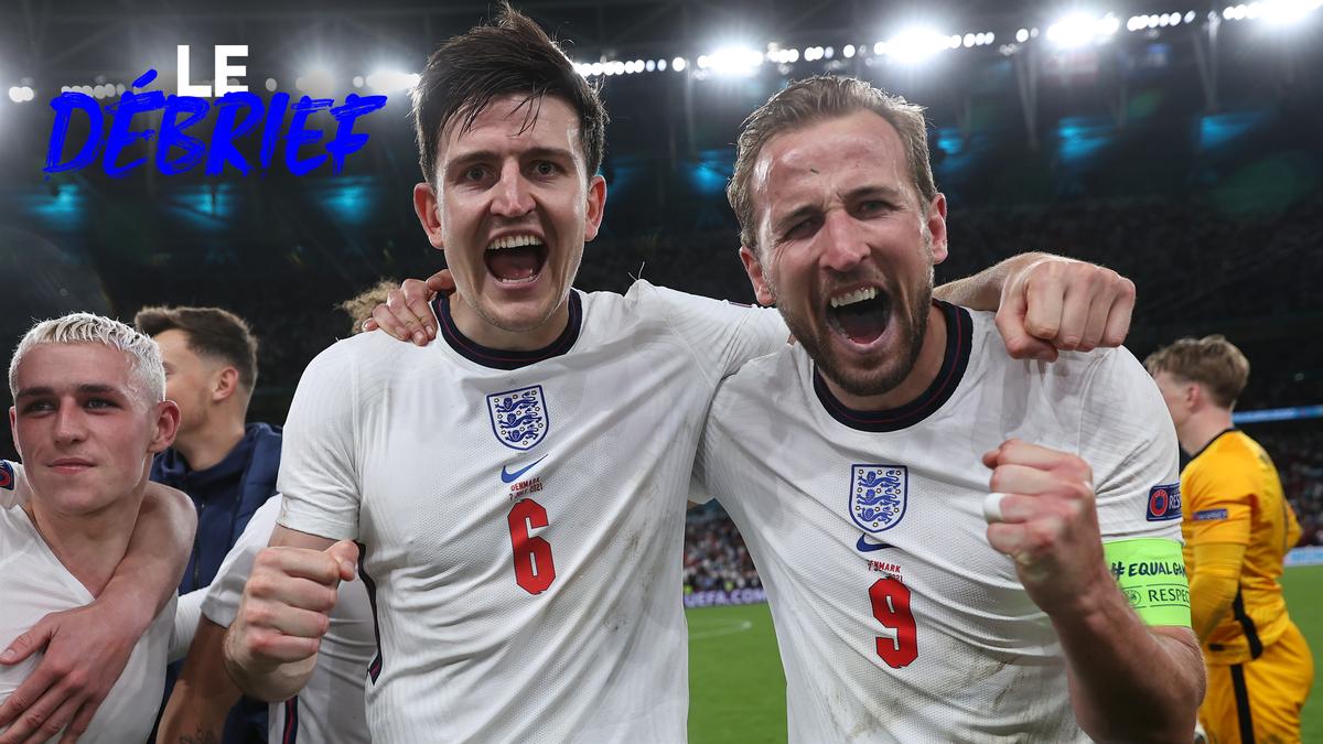 """""""Le jeu de l'Italie, l'enthousiasme de l'Angleterre : les deux meilleures équipes en finale"""""""
