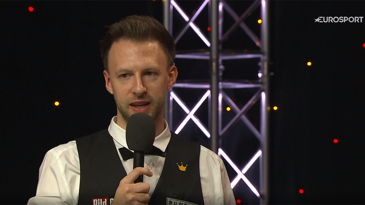 German Masters 2021 Judd Trump Says Mental Strength Key To Final Victory Over Jack Lisowski Eurosport