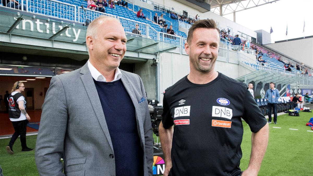 Ronny Deila Dag-Eilev Fagermo