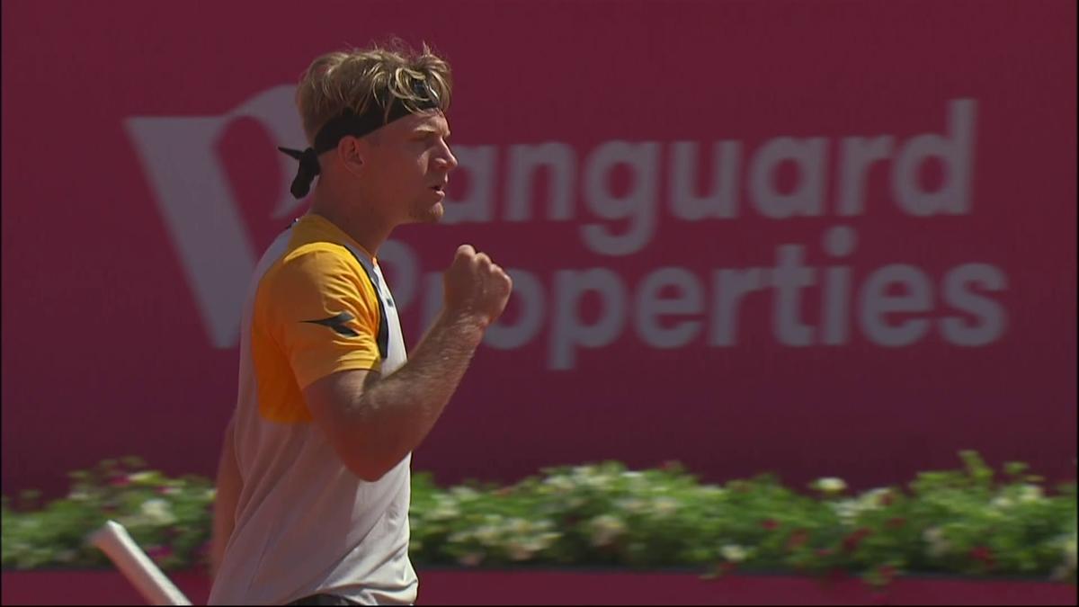 ATP Estoril - highlights: Davidovich Fokina v Andujar