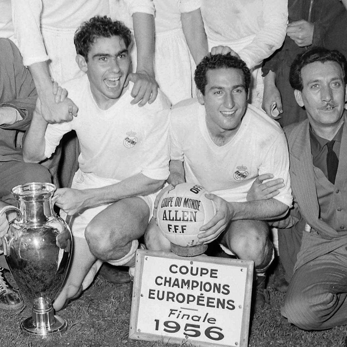 Reconocen Ayudas Al Real Madrid En Las Primeras Copas De Europa Eurosport