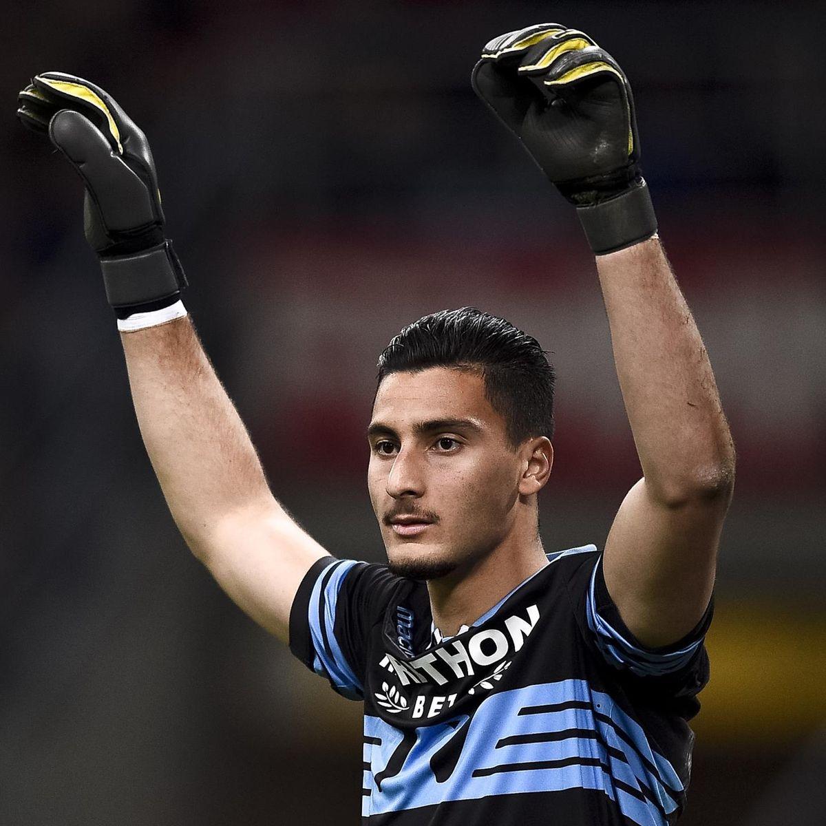 Lazio: Strakosha è negativo e torna a disposizione di Inzaghi ...