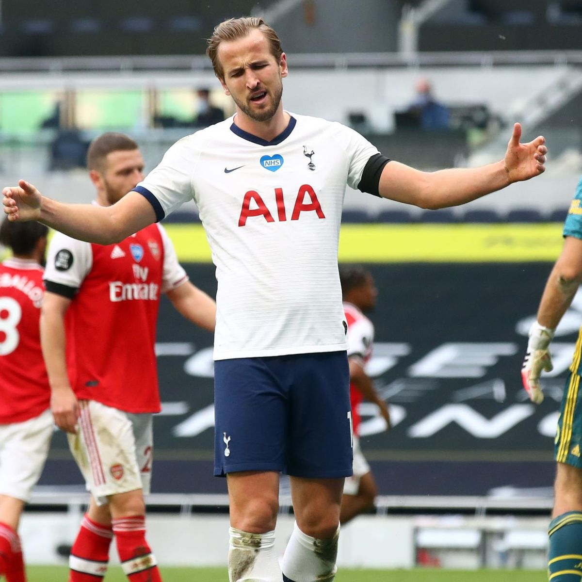 Feeding On Scraps Is The Time Right For Harry Kane To Push For A Move Eurosport