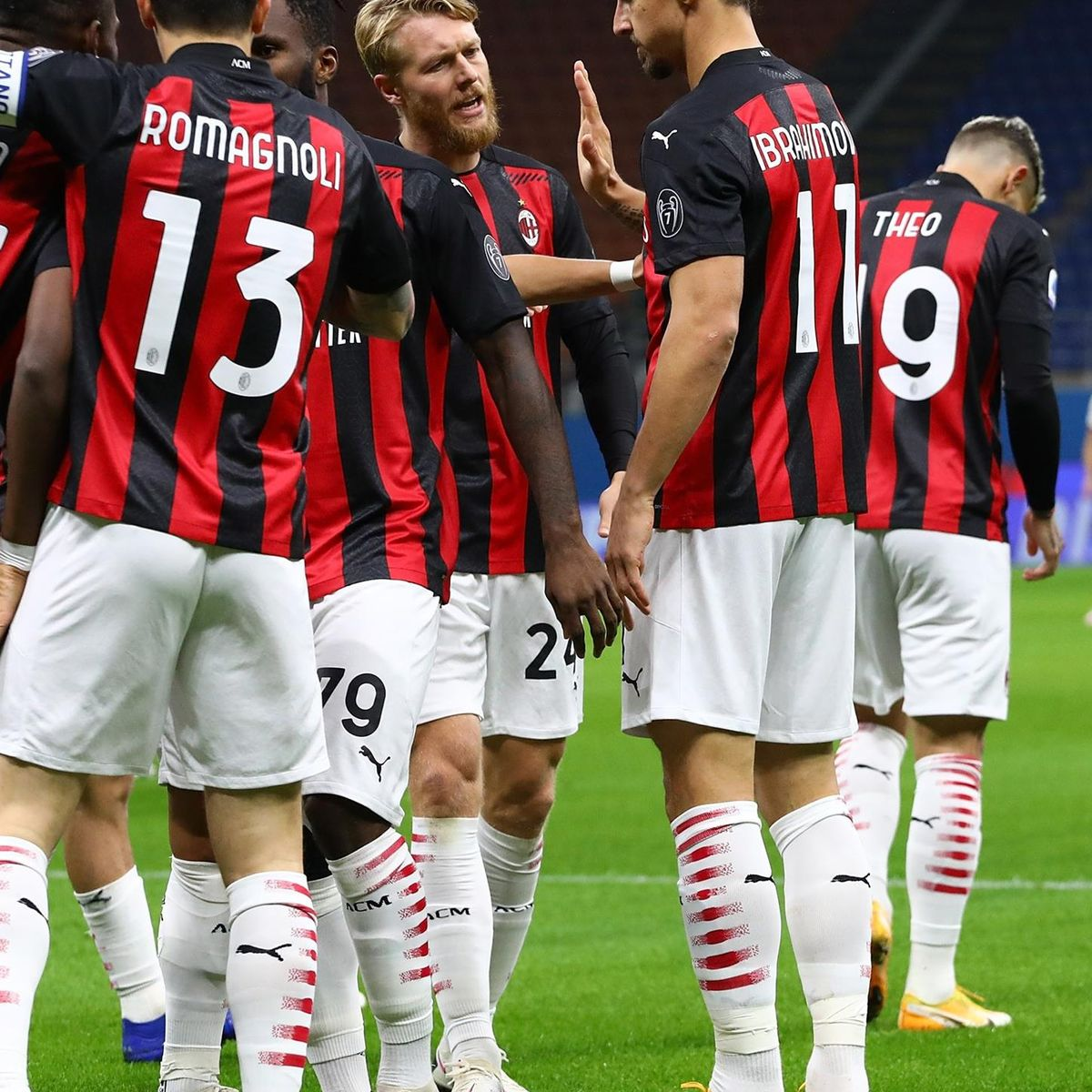 Serie A: doppio Ibra, Kumbulla nel finale: Milan-Roma 3-3 - Eurosport