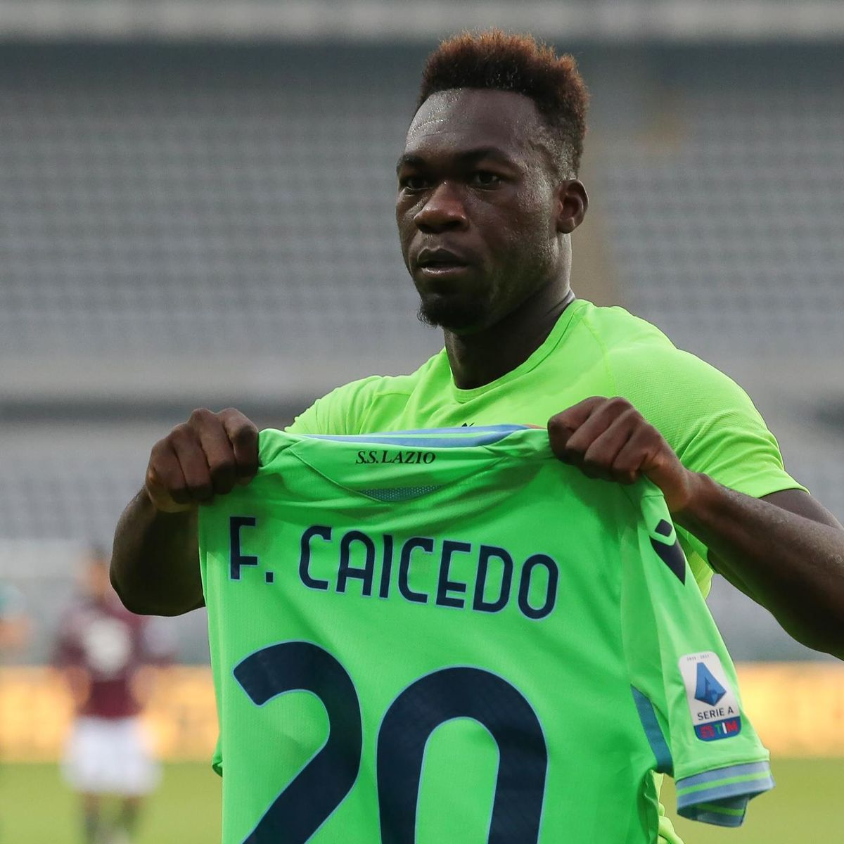 Another Felipe Caicedo late show gives depleted Lazio point at ...