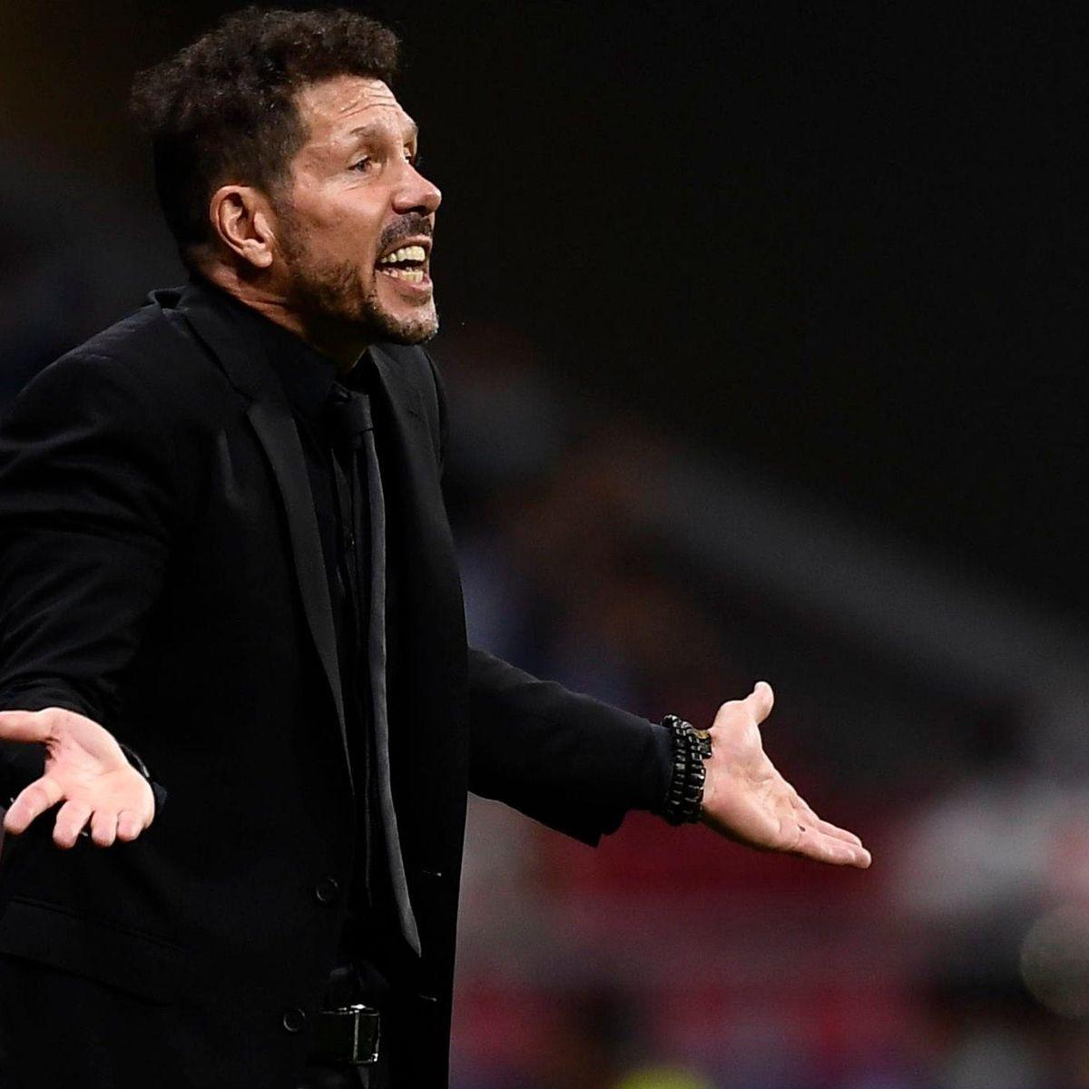 """""""Il était évidemment en colère"""" : Simeone a filé sans lui serrer la main, Klopp ne lui en veut pas"""