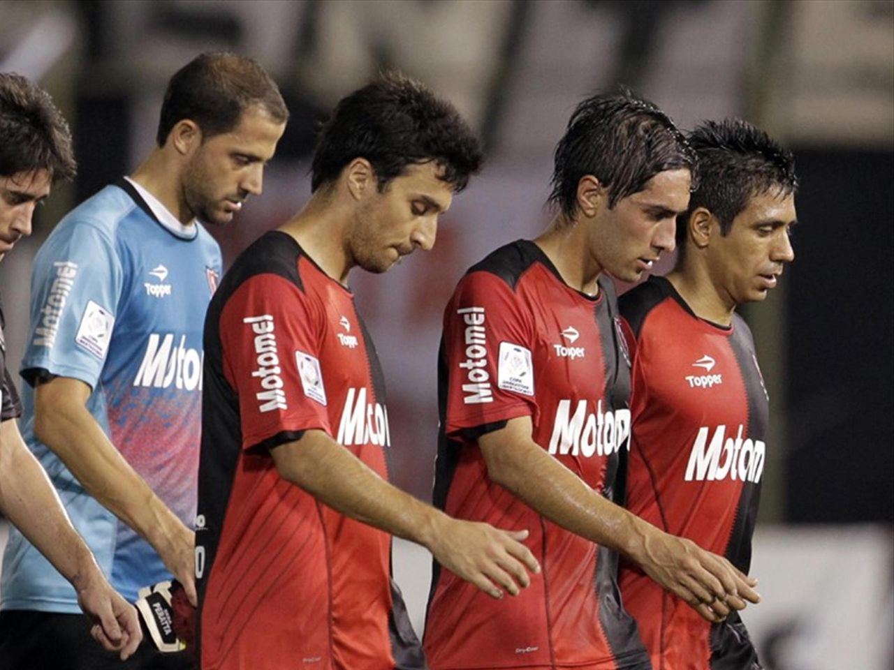 Newell's title charge hit by Rosario loss   Eurosport