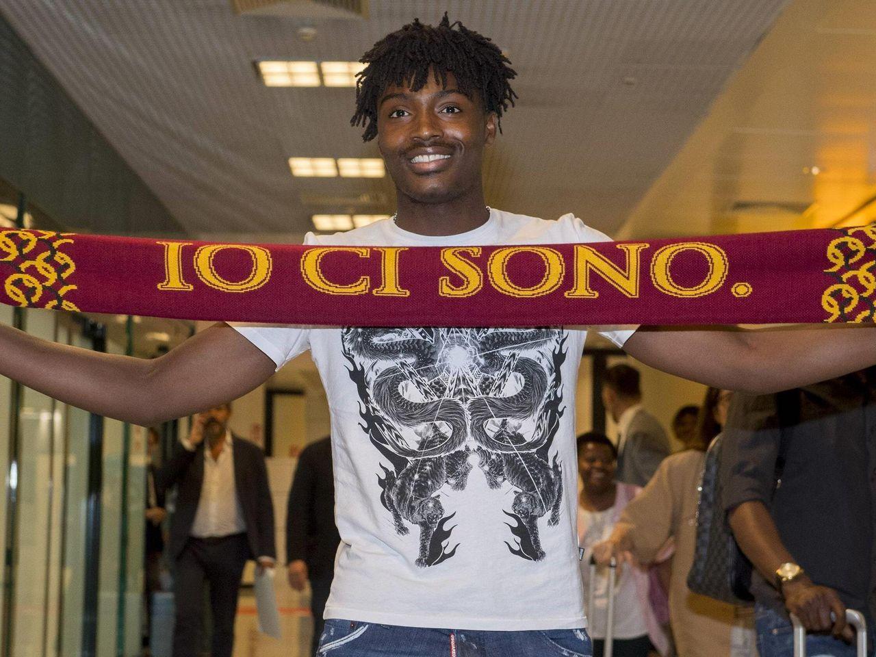 Roma scatenata: ufficiale l'acquisto di Bianda dal Lens - Eurosport