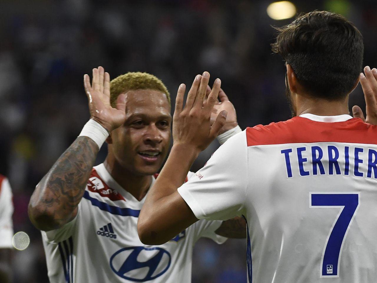 Ligue 1: il Lione rialza la testa, 2-0 allo Strasburgo nell'anticipo ...