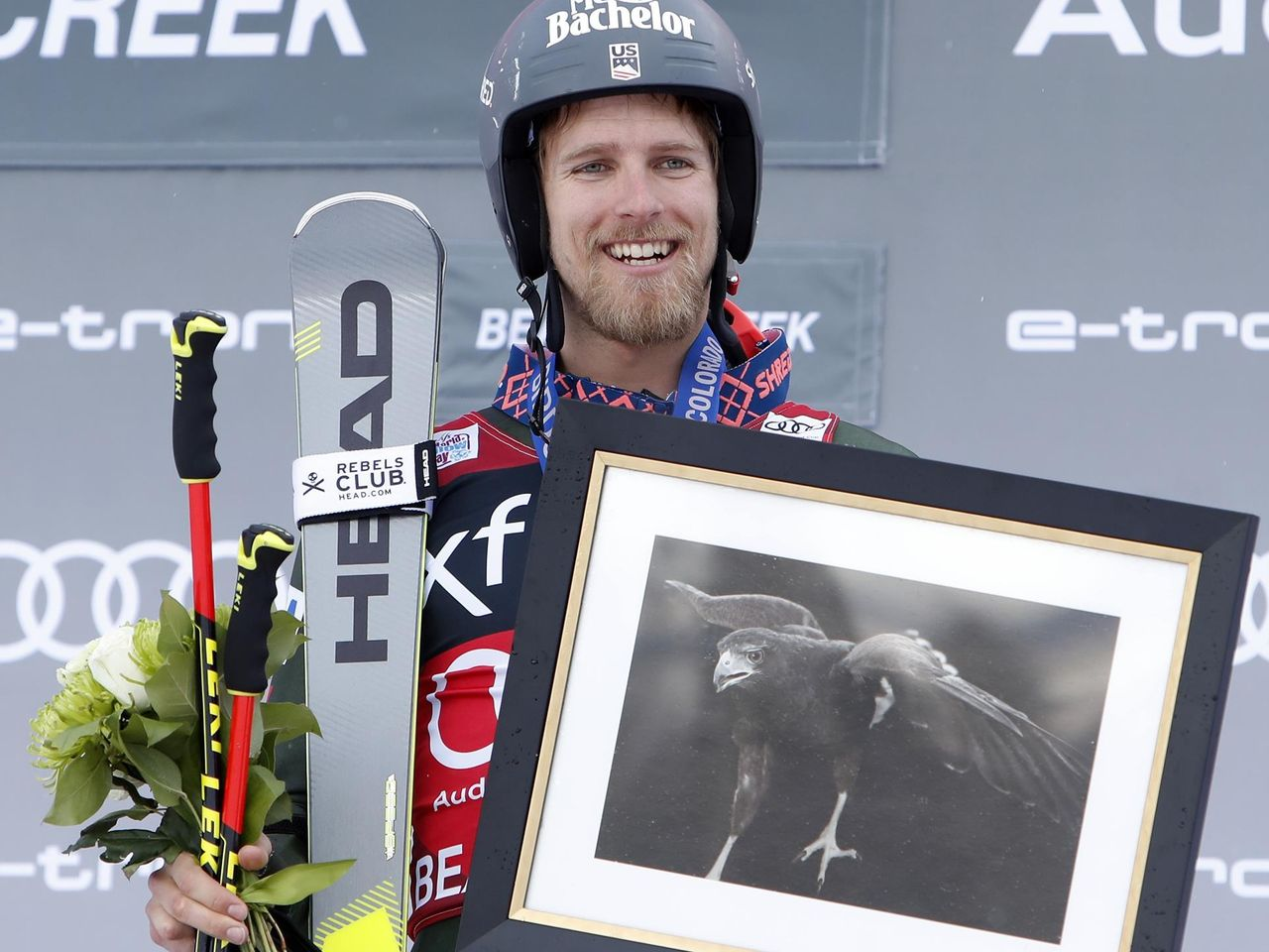 Tommy Ford Claims Maiden World Cup Success Eurosport