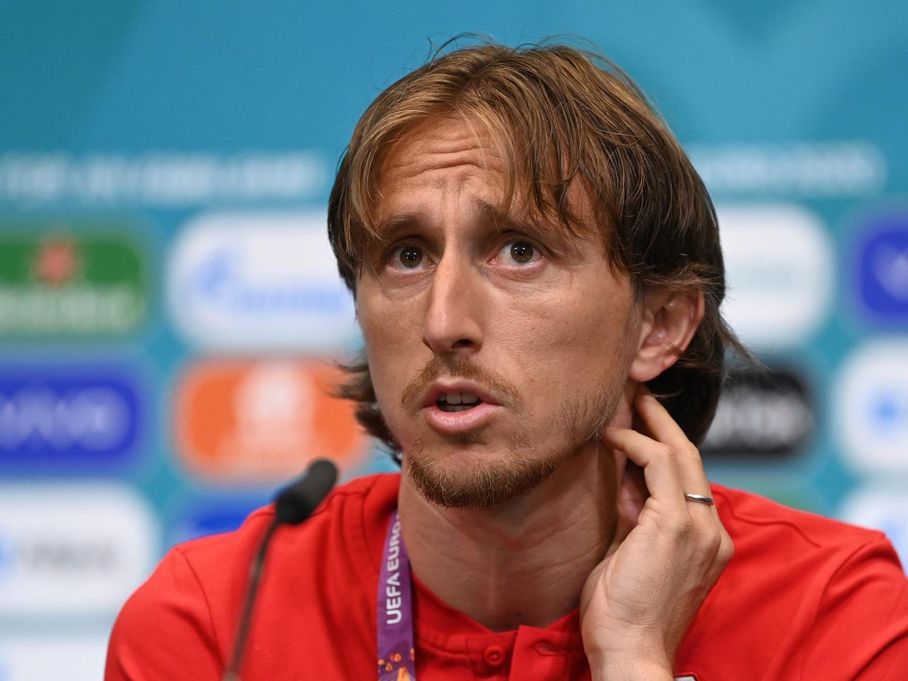 Euro 2020 news - Croatia capain Luka Modric hits out at 'arrogance' of  English media again ahead of game - Eurosport