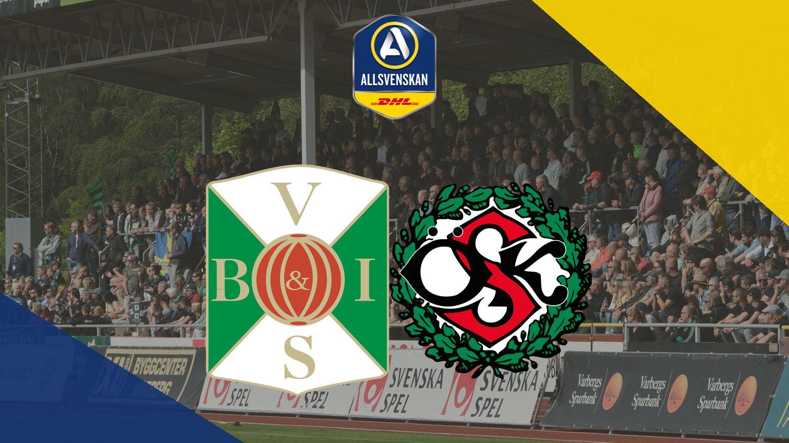 Varbergs Bois Fc Orebro Sk Allsvenskan 17 Spieltag Original Sound Eurosport