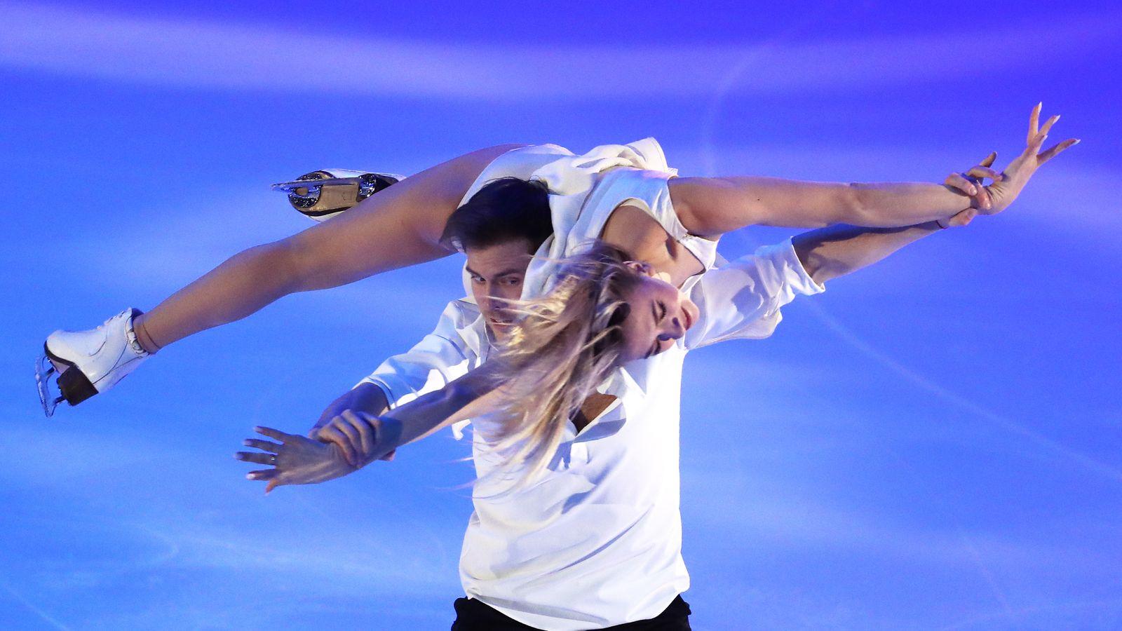 Coupe de Russie 2020 | Gala   Grand Prix ISU 2020 2021   Eurosport