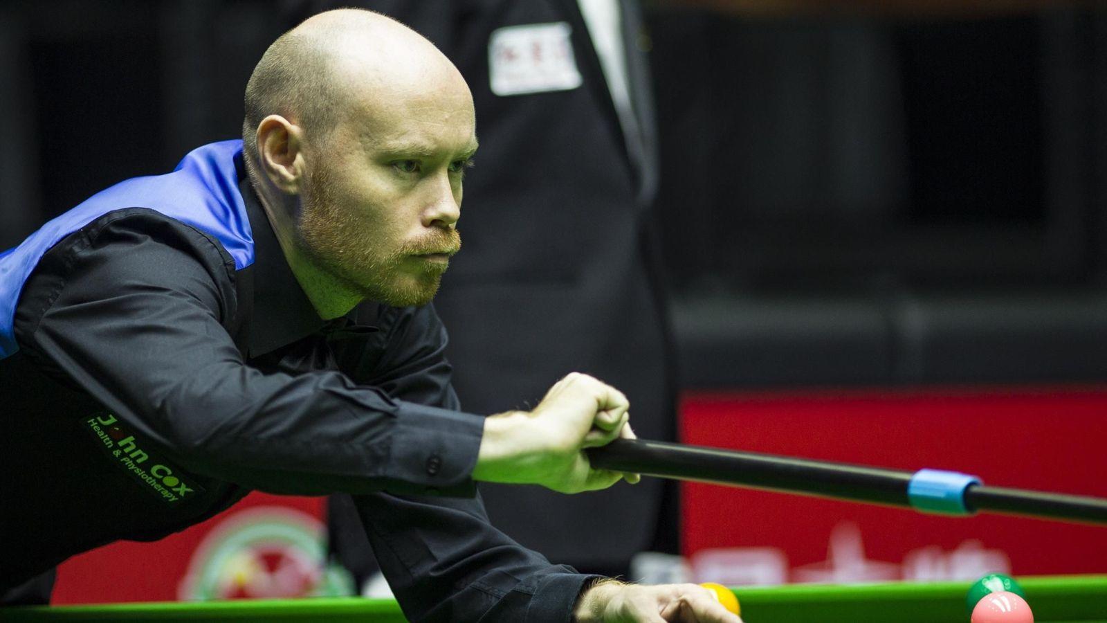 Calendrier Snooker 2021 Gary Wilson   Lei Peifan   Masters d'Allemagne 2021 | 1er tour des