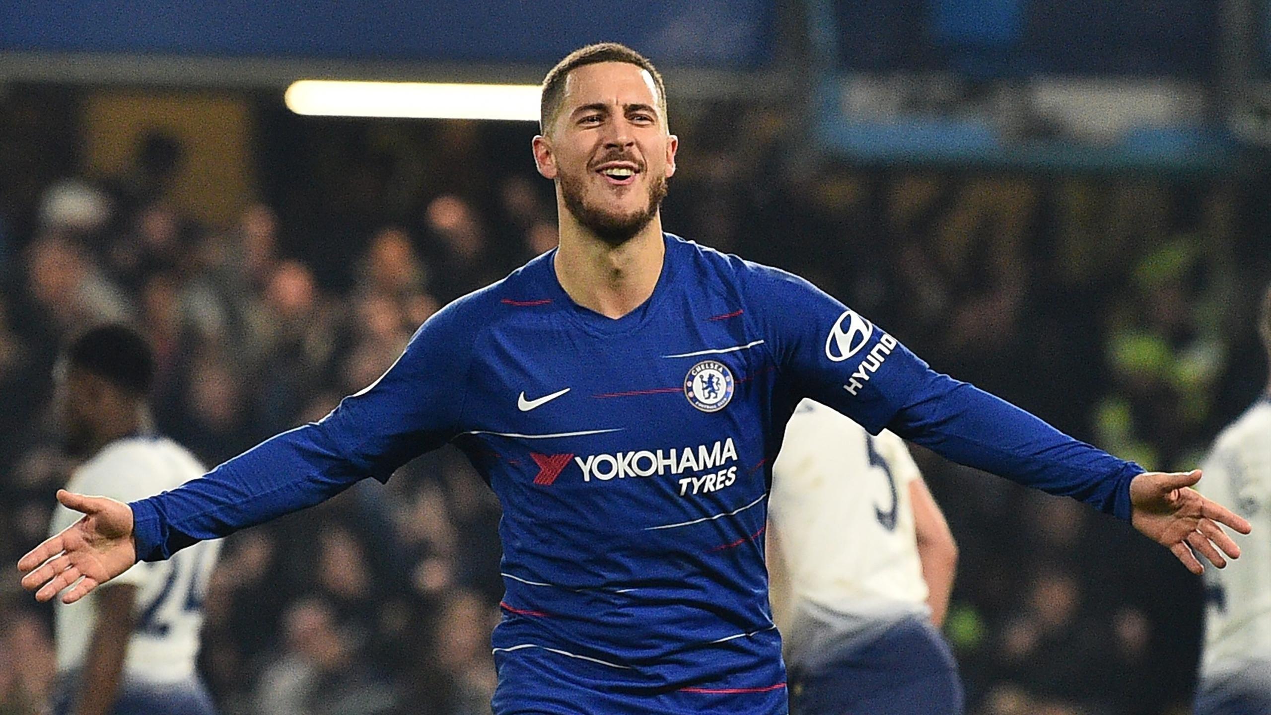 Eden Hazard wohl vor Wechsel vom FC Chelsea zu Real Madrid   Eurosport