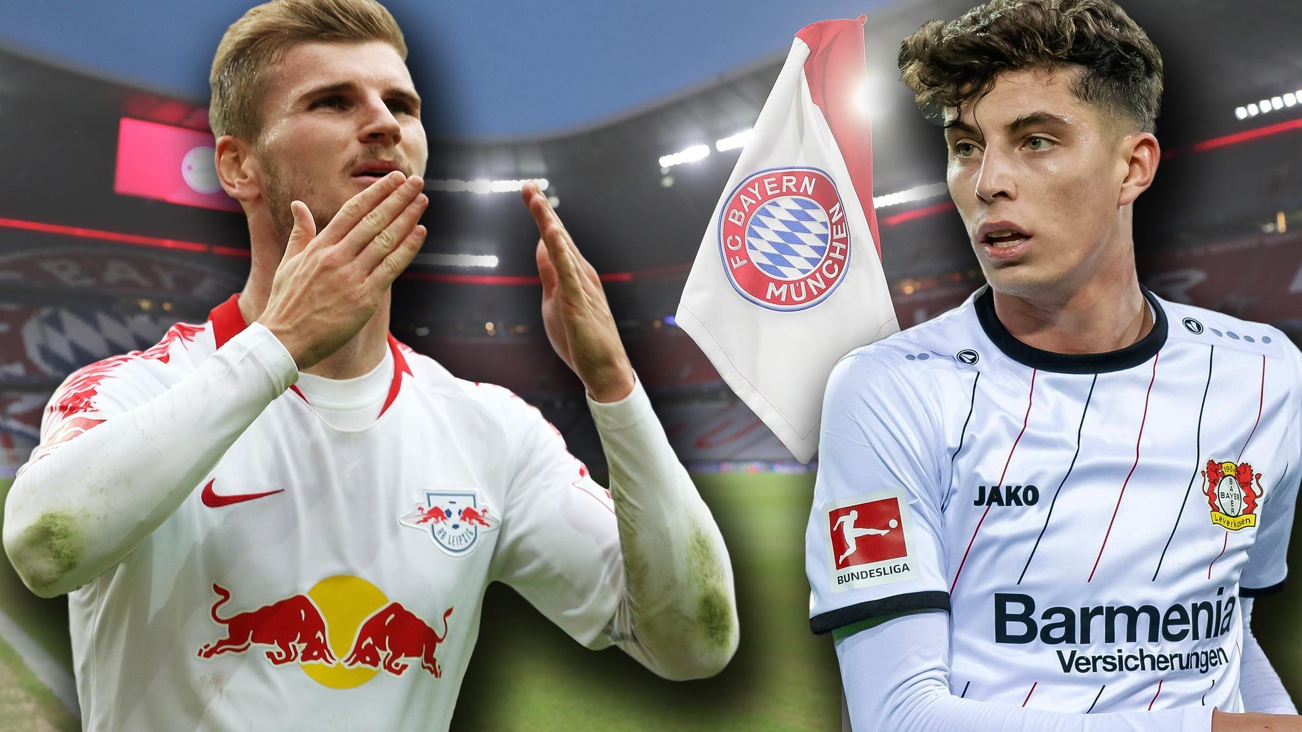 FC Bayern München   Transfers und Abgänge   der Kader für 20/20