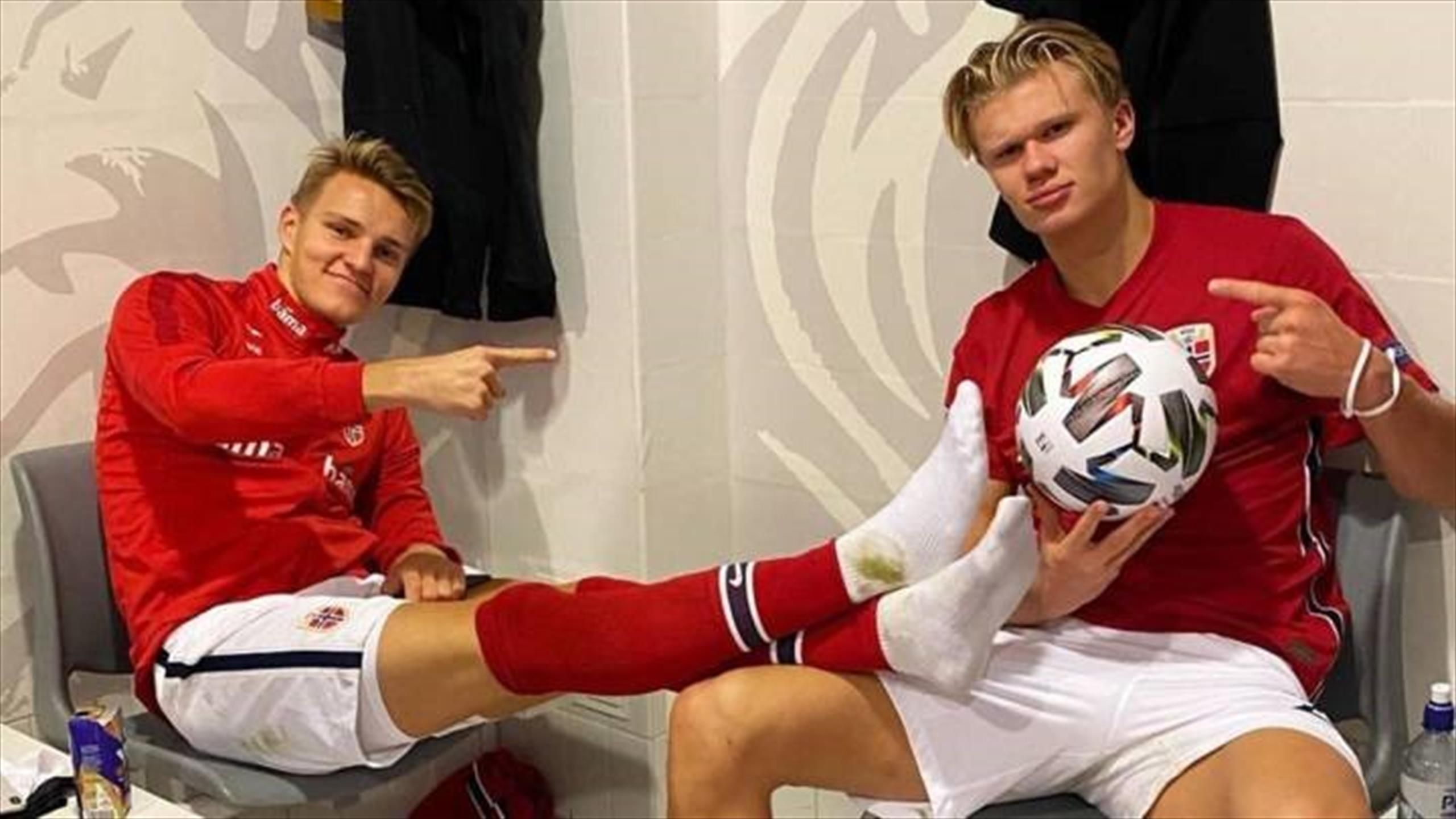 Haaland, Ter Stegen, Mata y Wijnaldum, los nombres del día - Fútbol vídeo -  Eurosport