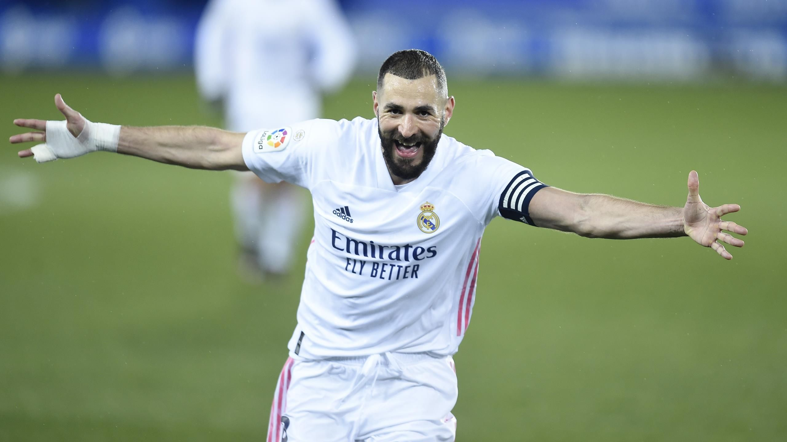 Alaves 1 4 Real Madrid Zinedine Zidane Less Visitors Secure Much Needed Win In La Liga Eurosport