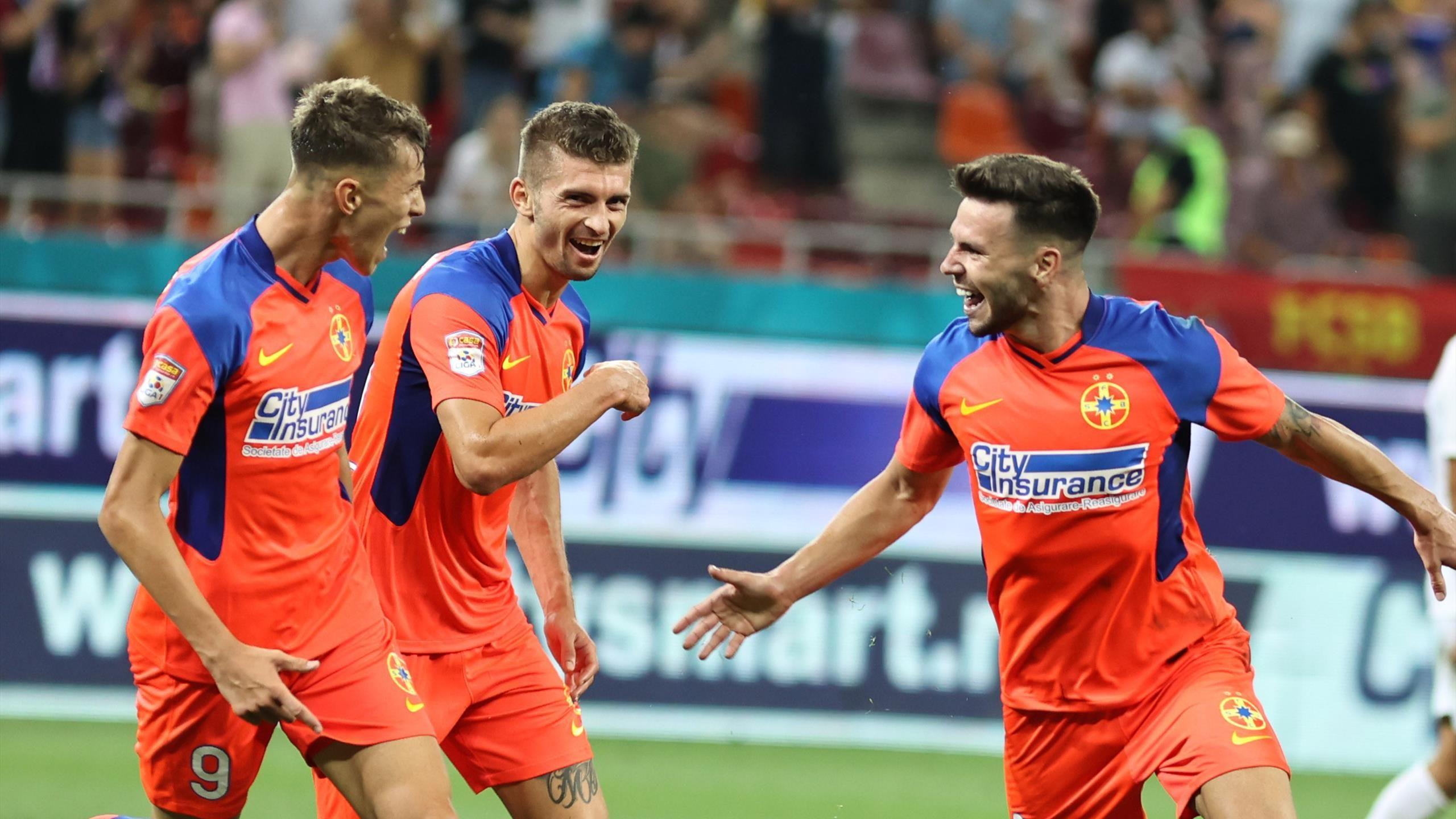 LIVE TEXT | Șahtior Karagandy – FCSB, în turul 2 preliminar UEFA Conference  League - Eurosport