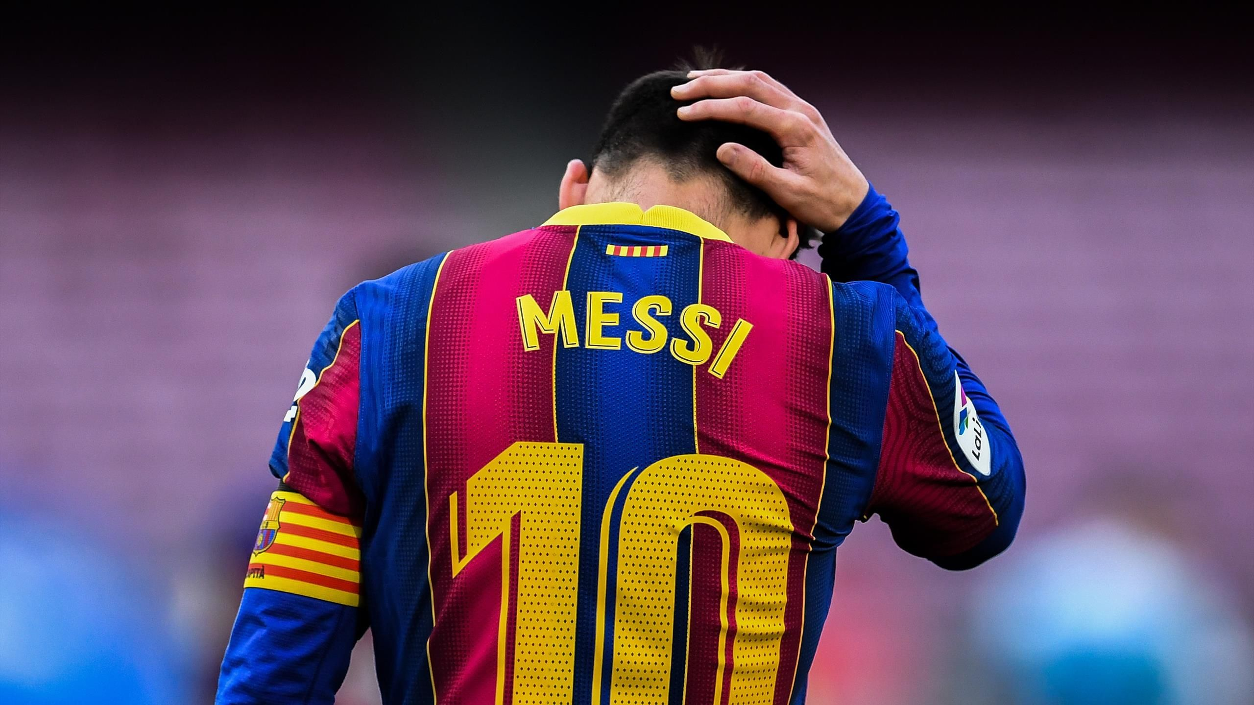 Football News Opinion Lionel Messi S End At Barcelona Is Fittingly Shambolic For A Club That Has Lost Its Way Eurosport