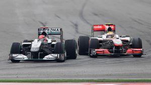 On croyait que Schumacher était intouchable, Hamilton a prouvé le contraire