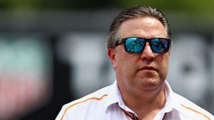 Pour le patron de McLaren, Ferrari