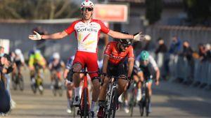 Laporte devance Bouhanni au sprint à Bellegarde