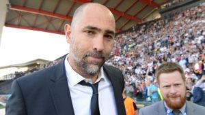 Juventus Lo Staff Di Andrea Pirlo Tudor Vice Allenatore Eurosport