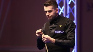 European Masters Final: Mark Selby v Martin Gould LIVE