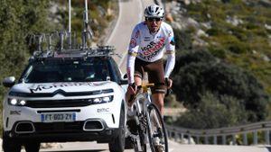 Van Avermaet donne rendez-vous en Espagne