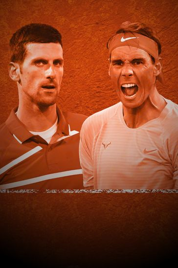 Roland Garros|Final - Cuadro masculino