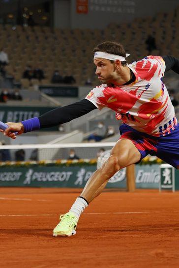 Alex De Minaur - Grigor Dimitrov|Anvers|Semifinale