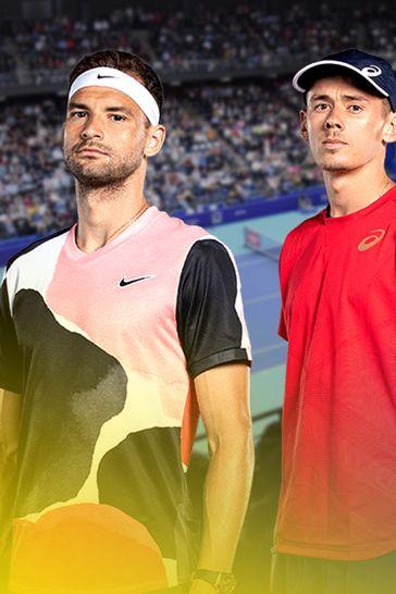 Alex De Minaur - Grigor Dimitrov|Anvers- Semifinale