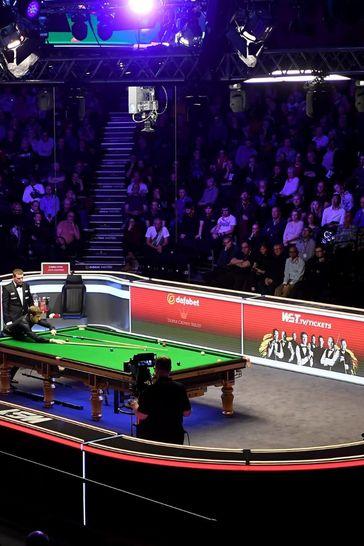 UK Championship 2020 | 1ª ronda