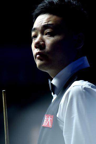Junhui Ding - David Grace|