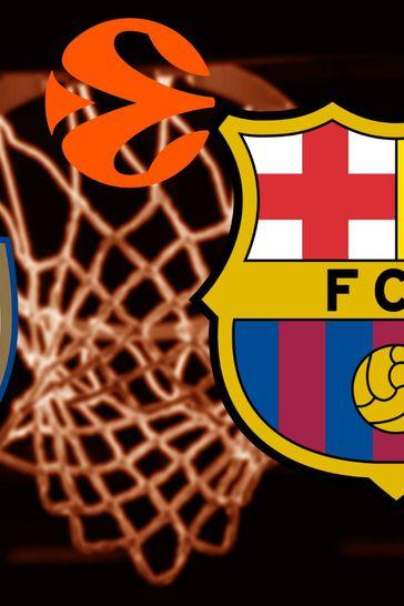 CSKA Mosca - Barcellona