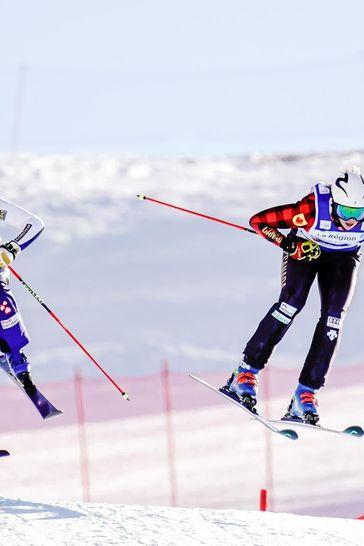 Idre | Skicross
