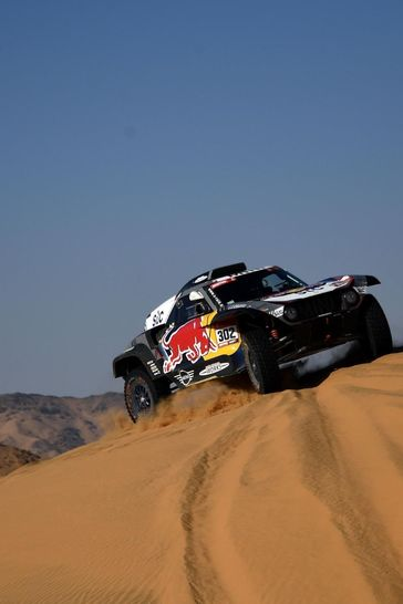Dakar Rally 2021 | Etappe 8