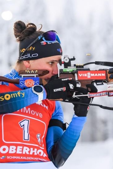Anterselva | Mass Start Dames