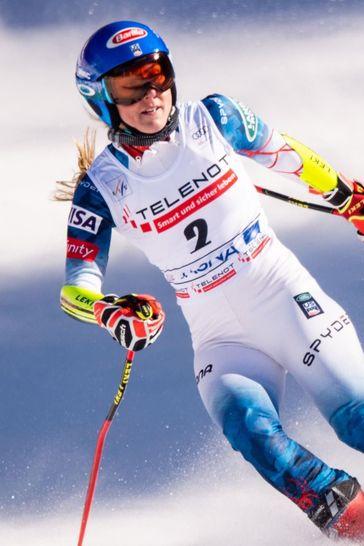 Jasna|Slalom uriaş feminin – Manşa a 2-a